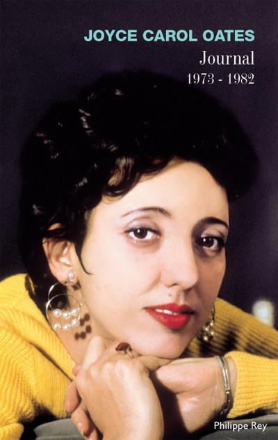 Joyce Carol Oates - Journal